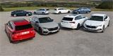 Nová Škoda Octavia ukazuje kompletní nabídku motorů. Vybere si snad každý