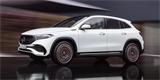 Mercedes-Benz EQA oficiálně: Elektrický crossover slibuje dojezd přes 500 km
