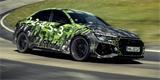 Audi RS 3 Sedan je nejrychlejším kompaktem na Nürburgringu. Podalo si Renault