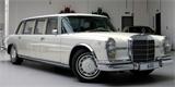 Klasický Mercedes 600 měli rádi diktátoři. Tento zkřížili s Maybachem a může být váš