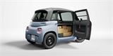 Citroën Ami přijíždí v užitkové verzi. Tady dává elektřina ten největší smysl!