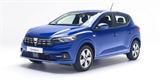 Nová Dacia Sandero oficiálně: Standard low-costu míří výše, LPG verze nechybí