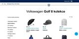 Volkswagen v ČR spustil jediný originální e-shop. Nabízí příslušenství i módu