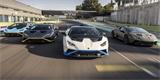 Smečka Lamborghini Huracán STO řádí ve videu na okruhu. Kolik vlastně stojí?
