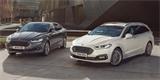 Ford Mondeo skončil s čistě benzinovými motory. Na živu zůstává hybrid a diesel