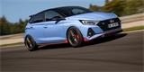 Hyundai i20 N oficiálně: Manuál, 204 koní a samosvor v boji proti elitě malých aut