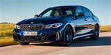 BMW řady 3 má oficiálně ostrou naftovou verzi.  Stovku dá pod 5 s, jezdí za 6 litrů