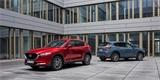 Mazda CX-5 míří do roku 2021 s novým displejem a dvěma speciálními edicemi