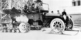 První off-road vznikl nejspíš v Rusku. Na začátku 20. století v něm jezdil i Lenin