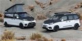 Toyoty Proace a Proace City nyní i jako obytné vozy. Překvapí příznivou cenou