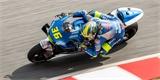 MotoGP: Test v Kataru zahájili nejlépe jezdci Suzuki, Rins nejrychlejší