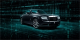 Speciální Rolls-Royce je záhada na kolech. Význam jeho kódů znají jenom dva lidé