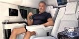 Sylvester Stallone prodává svůj koráb. Jakou výbavou se akční hrdina nechal hýčkat?