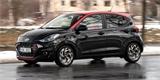 TEST Hyundai i10 1.0 T-GDI N Line: Bejby nebude sedět v koutě!