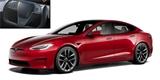 Nová Tesla Model S odhalila další detaily. S klasickým volantem se už nespokojila