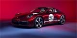 Porsche představuje speciální edici 911 Targa pro ty, kteří chtějí manšestrová sedadla