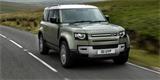 Jaguar a Land Rover vsadí na vodík. Chystají prototyp bezemisního Defenderu