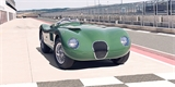 Jaguar odhaluje nový C-Type a spouští konfigurátor, který vás pohladí po duši