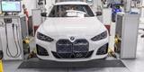 Podívejte se na výrobu nového BMW i4 v Mnichově. Brzy tu budou jen elektroauta