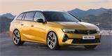 Nový Opel Astra ST vykreslen dle fotek špionů. Snad mu povedené tvary vydrží!