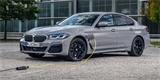 BMW 545e xDrive detailněji: Ekomanažer dá stovku za 4,7 sekundy, palivo jen cucá