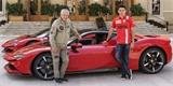 Ferrari chystá poctu známému filmu pro petrolheady. Natáčelo se v Monaku