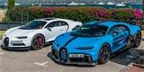 Bugatti vás nechá nahlédnout do světa testování Chironu. Luxusem fakt nešetří