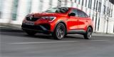 Renault Arkana pro Evropu v obří galerii. Stylovka odhaluje i ceny, nízké nejsou