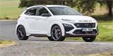 TEST Hyundai Kona N 2.0 T-GDI 8DCT: Módní záležitost se vším všudy