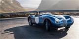 Slavný Jaguar C-Type se vrátí v sedmi ručně vyrobených kusech
