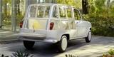 Renault 4L slaví 60. let. Jeho úspěch doprovází koncept inspirovaný architekturou