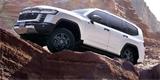 Toyota Land Cruiser 300 přijíždí ve verzi GR Sport. V terénu je ještě schopnější