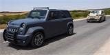 Je libo retro SUV za 300 tisíc? Wallys Iris přijíždí z Tuniska, půlku ceny tvoří motor
