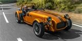 Caterham představuje svůj nejlehčí vůz. Nový Seven 170 může mít jenom 440 kg