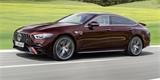 Mercedes vylepšil čtyřdveřové kupé AMG GT. I šestiválec může vypadat jako V8