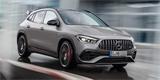 Mercedes-Benz GLA dostal nejsilnější čtyřválec světa. Zvládne s ním až 270 km/h