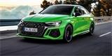 Audi RS 3 už je v českém konfigurátoru. Hardcore řidiči si snadno přijdou na své