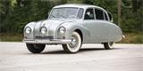 Krásná Tatra T87 putovala ze Slovenska až do Austrálie. Dnes má ohromnou cenu