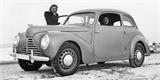 """Škoda 1101 """"Tudor"""" slaví 75 let. Vznikala v utajení, kupovali ji v Brazílii i Kanadě"""