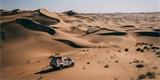 Prohlédněte si trasu Rallye Dakar 2021. Nástrahy okusí i klasická Škoda 130 LR!