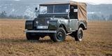 Začal jako čára v písku, teď je legendou. Znáte příběh prvního Land Roveru?