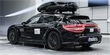 Porsche Taycan Cross Turismo dostalo pořádný batoh. Dáte ho ale i na Octavii