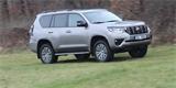 TEST Toyota Land Cruiser 150 Executive: Injekce adrenalinu pro poctivého dělníka