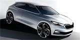 Nová Škoda Fabia se znova odhaluje. Datum premiéry se blíží, nezbývají ani dva týdny