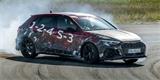 Audi RS 3 oficiálně odhalilo techniku. Má pětiválec, 400 koní a umí driftovat