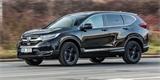 TEST Honda CR-V e:HEV 2.0 i-MMD AWD Sport Line: Šetříme, teď už implicitně