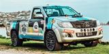 Jak vylepšit Toyotu Hilux? Samozřejmě motorem V12 a dvěma turby. Je na prodej!