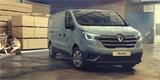 Užitkový Renault Trafic prošel modernizací. Uvnitř má kancelář, k mání bude od října