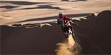 Rallye Dakar zahalilo úmrtí. Motocyklista Pierre Cherpin podlehl svým zraněním