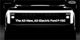 Ford láká na elektrický pick-up F-150. Novinka bude nejsilnější verzí v nabídce